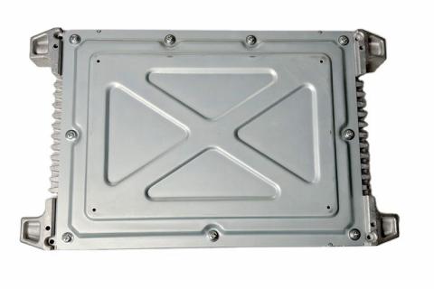 Блок управления двигателем Hitachi ZX200