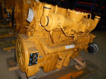 Двигатель Caterpillar C18