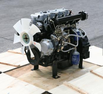 Дизельный двигатель Yangdong 24 кВт