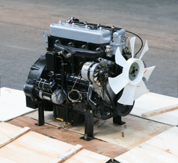 Дизельный двигатель Yangdong 27 кВт