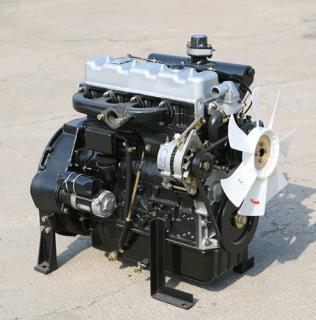 Дизельный двигатель Yangdong Y4102D