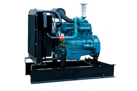 Дизельный двигатель Doosan P086TI