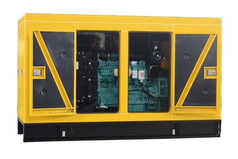 Дизельный генератор Doosan P086TI