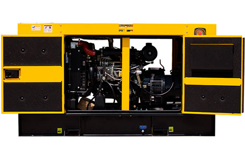 Дизельный генератор Perkins 1006TAG
