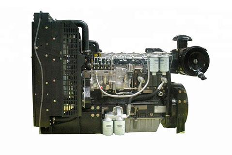 Дизельный генератор Perkins 1106C-P6TAG2