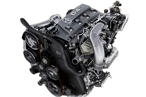 Двигатель 1KD-FTV