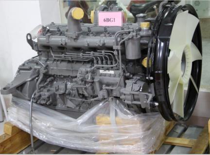 Двигатель 6BG1 Isuzu (с навесным)