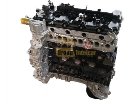 Двигатель 4HK1-TC автомобильный (без навесного)