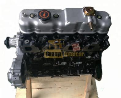 Двигатель 4JB1 Isuzu (без навесного)