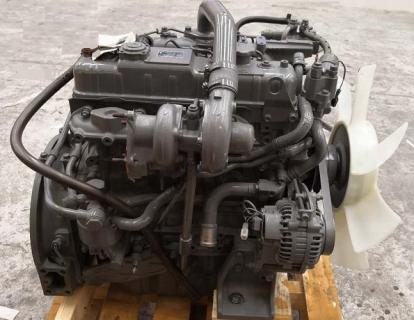Isuzu 4JG1, 4JG1T двигатель
