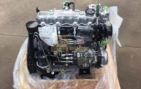 Двигатель C240 Isuzu (без навесного)