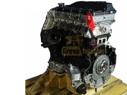 Двигатель задний привод Форд Транзит 2.2