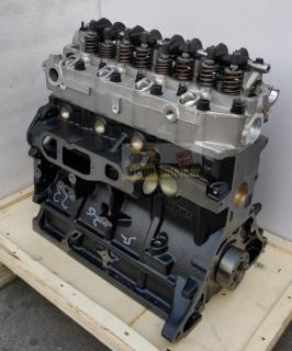 Двигатель без навесного Hyundai D4BH
