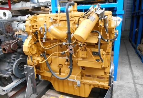 Двигатель Caterpillar C15