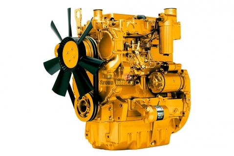 Двигатель Caterpillar 3054C