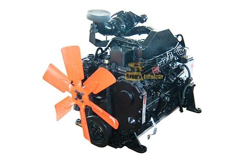 Двигатель Cummins 4BTA 3.9-C125