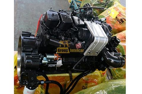Двигатель Cummins 6BTA 5.9-C170