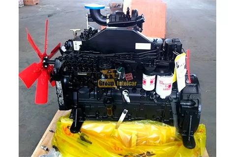 Двигатель Cummins 6BTA 5.9-C180