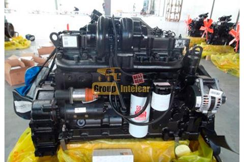 Двигатель Cummins 6CTA 8.3-C215