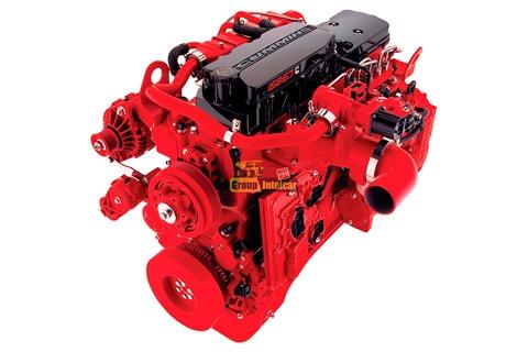 Двигатель Cummins 6ISBe 185