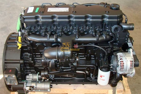 Двигатель Cummins 6ISBe 300 Long block