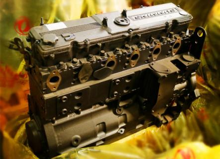 Двигатель Cummins 6LTAA 8.9
