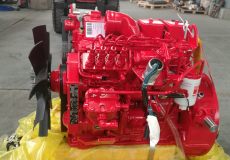 Двигатель Cummins EQB140