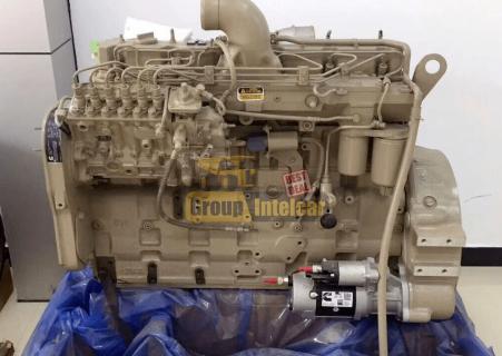 Двигатель Cummins c 8.3 (6CTA8.3, 6СТАА 8.3)