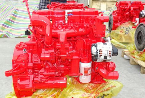 Двигатель Cummins ISB 4.5