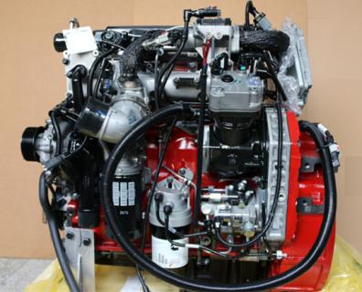 Двигатель Cummins ISF 2.8 в полной комплектации