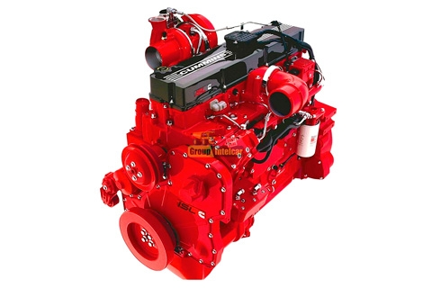 Двигатель Cummins ISLe 290