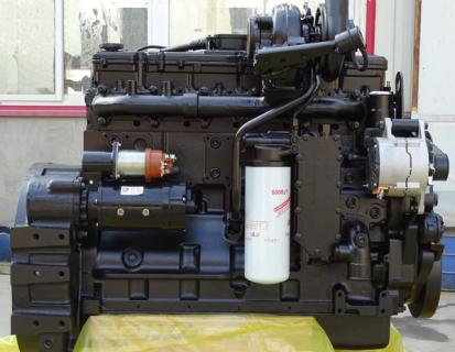 Двигатель Cummins ISLe 310