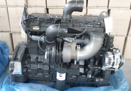 Двигатель Cummins ISLe 400