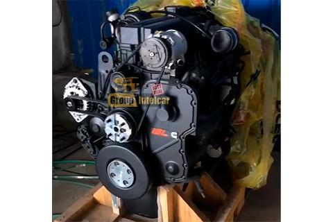 Двигатель Cummins ISLe C340-40