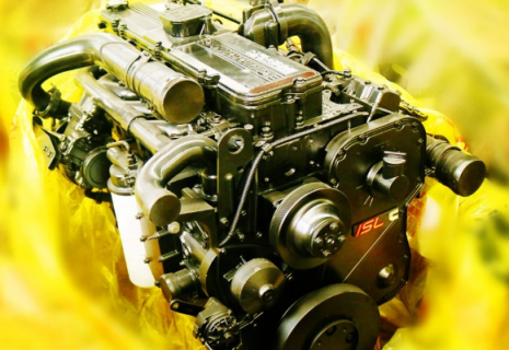 Двигатель Cummins ISLe340-30