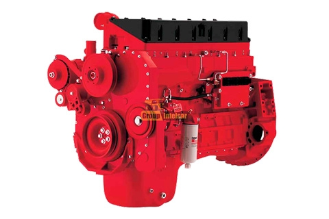 Двигатель Cummins ISMe 345