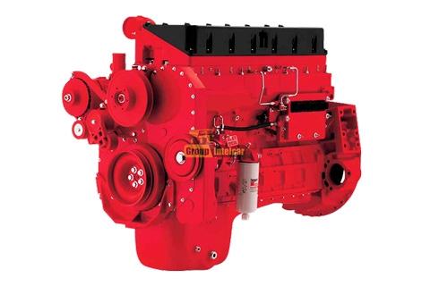 Двигатель Cummins ISMe 385