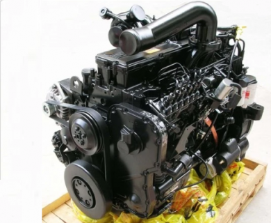 Двигатель Cummins L375-20