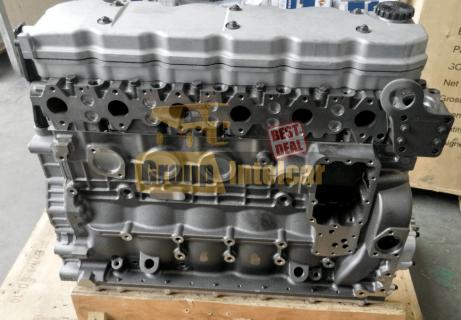 Двигатель Cummins QSB 6.7 без навесного