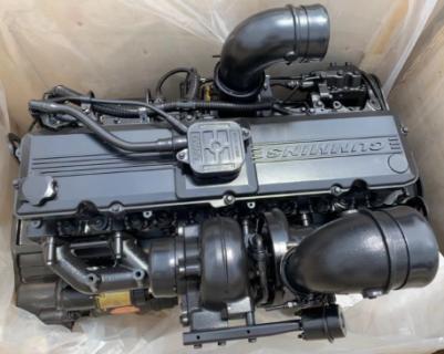 Двигатель Cummins QSC 8.3