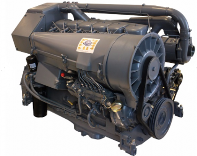 Двигатель Deutz BF6L913