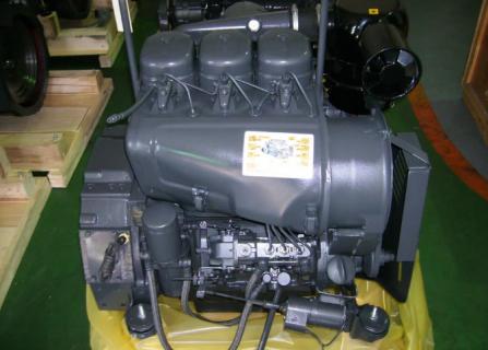 F3L912 двигатель Deutz Германия
