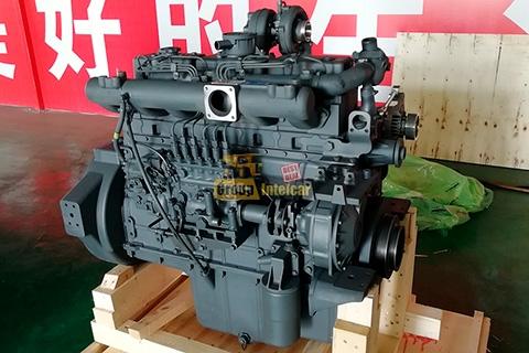 Продажа двигателя DE08TIS Doosan в комплектации лонг, шорт и двигатель в сборе
