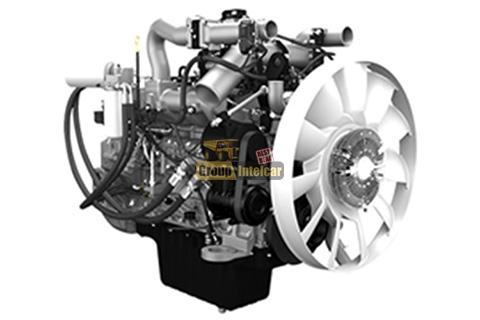 Двигатель Doosan DL06/DL06K