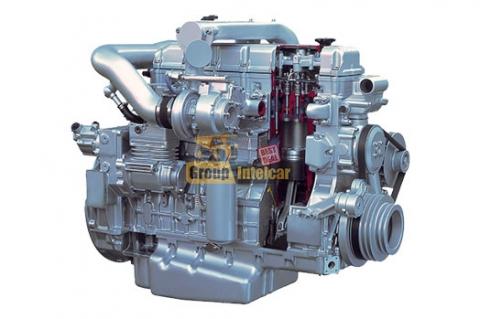 Двигатель Doosan DL08 в комплектации лонг, шорт и двигатель в сборе