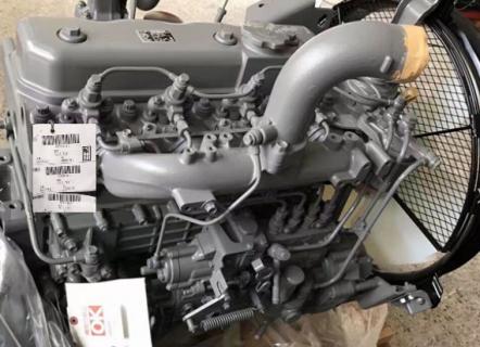 Двигатель Хитачи 110, 120, 130
