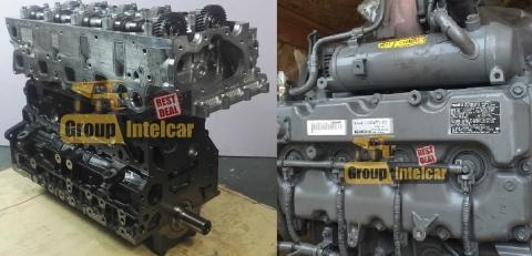 Двигатель Хитачи 180 (AI-4JJ1X, 4BG1XABF)