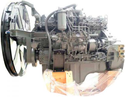 Двигатель экскаватора Hitachi ZX240