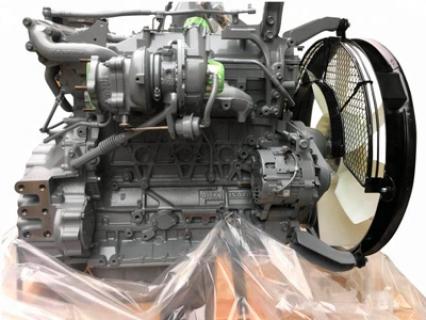 Двигатель экскаватора Hitachi ZX270