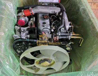 Двигатель CA4D28C4-3A FAW